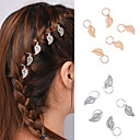 cheap Hair Jewelry-Women's Fashion / Elegant Alloy Hair Tie Flower / Hair Ties / Hair Ties