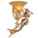 preiswerte LED Lichterketten-Rustikal / Ländlich / Landhaus Stil / Traditionell-Klassisch Wandlampen Harz Wandleuchte 220v / 110V 40W