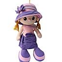 tanie Lalki-Pluszowa lalka 18 in Śłodkie Kreskówkowa zabawka Bezpieczne dla dziecka Nietoksyczne Słodkie Motyw kreskówkowy Dzieciak Dla dziewczynek Zabawki Prezent / Duży rozmiar