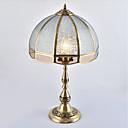 levne Stolní lampy-tradiční klasika Mini styl Stolní lampa Pro Kov 110-120V 220-240V Zlatá