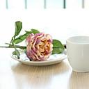 זול פרחים מלאכותיים-פרחים מלאכותיים 1 ענף סגנון מודרני ורדים פרחים לשולחן