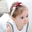 זול ילדים כובעים ומצחיות-אביזרי שיער כל העונות רצועות ראש אחרים יוניסקס - ורוד מסמיק יין