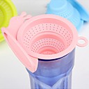 cheap Pillow Covers-Silicone Creative Kitchen Gadget 1pc Tea Strainer