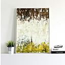 tanie Sztuka oprawiona-Krajobraz Obraz olejny Wall Art,Stop Materiał z ramą For Dekoracja domowa rama Art Kuchnia Jadalnia