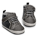 cheap Baby Shoes-Boys' Shoes PU Spring / Summer Comfort / First Walkers Sneakers for Gray