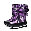 abordables Botas de nieve para Hiking-Mujer Botas de nieve Botas de invierno Tejido Deportes de Invierno A prueba de resbalones / retener el calor Invierno