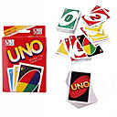 cheap Card Games & Poker-Card Game UNO Stress and Anxiety Relief Decompression Toys Family Pieces Boys' Kid's Adults' Gift