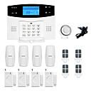 abordables Sensores y Alarmas de Seguridad-433MHz SMS Móvil 433MHz GSM MÓVIL