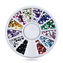 cheap Other Nail Art Removers-Rhinestones Fashion / Nail Glitter Daily Jewelry / Nail Art Design