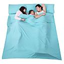 billige Soveposer og liggeunderlag-Fengtu Sovepose For Utendørs Dobbel 23°C Slumrepose Fukt-sikker Sammenleggbar Firkantet Komprimering Pusteevne til Camping &