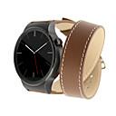tanie Inteligentny zegarek Akcesoria-Watch Band na Huawei Watch Huawei Klasyczna klamra Prawdziwa skóra Opaska na nadgarstek