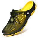 tanie Męskie klapki i japonki-Komfortowe buty żel krzemionkowy Lato Klapki i japonki Wielokolorowa Czarny / Ciemnoniebieski / Zielony