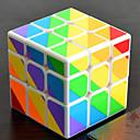baratos Cubos de Rubik-Cubo mágico Cubo QI YONG JUN Alienígeno Cubo Inequilateral 3*3*3 Cubo Macio de Velocidade Cubos mágicos Cubo Mágico Nível Profissional Velocidade Clássico Crianças Adulto Brinquedos Para Meninos Para