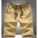 זול שרשרת אופנתית-בגדי ריקוד גברים כותנה משוחרר מכנסיים דפוס