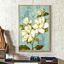 cheap Framed Arts-Botanical Illustration Wall Art,Aluminum Alloy Material With Frame For Home Decoration Frame Art Living Room
