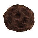 cheap Hair Pieces-chignons Hair Bun Updo Drawstring Synthetic Hair Hair Piece Hair Extension Strawberry Blonde / Medium Auburn / Natural Black / Dark Brown / Medium Auburn