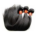 זול שזירה Remy  משיער אנושי-שיער בתולי ישר 300 g 12 חודשים יומי