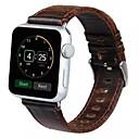 preiswerte Smart Uhr Accessoires-Uhrenarmband für Apple Watch Series 4/3/2/1 Apple Moderne Schnalle Leder Handschlaufe
