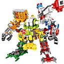 povoljno Building Blocks-Kocke za slaganje Građevinski set igračke Poučna igračka Super Heroes Ratnik Ljudi kompatibilan Legoing Lijep Ručno izrađeni Anime Dječaci Djevojčice Igračke za kućne ljubimce Poklon