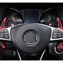 זול פנים הרכב - עשו זאת בעצמכם-רכב משוט Shift פנים הרכב - עשו זאת בעצמכם עבור Mercedes-Benz כל השנים GLC260 E300L C200L כיתה E Class