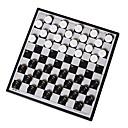 levne šachové hry-Chess Game Rodina Interakce rodič-dítě Měkký plast Dívčí Dětské Dárek 40pcs