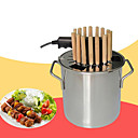 cheap Kitchen Appliances-Electric  Barbecue Grill Multifunction Plastics / Japanese Stainless Steel Thermal Cookers 220 V Kitchen Appliance