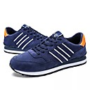 cheap Men's Sneakers-Men's Shoes PU Spring / Fall Comfort Sneakers Dark Blue / Gray