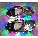 halpa Lasten sandaalit-Tyttöjen PVC nahka Sandaalit Pikkulapset (4-7 vuotta) Comfort Oranssi / Sininen / Pinkki Kevät / Syksy
