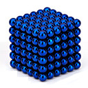 cheap Magnet Toys-216 pcs 3mm Magnet Toy Magnetic Balls Building Blocks Puzzle Cube Magnet DIY Boys' Girls' Toy Gift