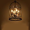 זול נברשות-4-אור תאורה כלפי מטה - סגנון נרות, 110-120V / 220-240V נורה אינה כלולה / 5-10㎡ / FCC