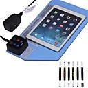 abordables Micrófonos-pantalla separada de la máquina del cpb lcd separador de herramientas de reparación abierto para iphone ipad samsung tablet teléfono