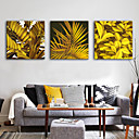 cheap Prints-Stretched Canvas Prints Modern, Three Panels Canvas Square Print Wall Decor Home Decoration