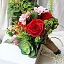 preiswerte Backformen-Hochzeitsblumen Sträuße Einzigartiges Hochzeits-Dekor Anderen Hochzeit Party / Abend Abiball Material 0-10 cm 0-20cm