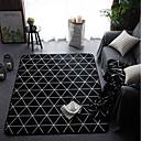 זול שטיחים-שטח שטיחים מודרני פלנלית, מלבני איכות מעולה שָׁטִיחַ / החלקה ללא לטקס