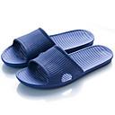 זול נעלי בית וכפכפים לגברים-בגדי ריקוד גברים EVA קיץ נוחות כפכפים & כפכפים שחור / כחול כהה