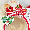 זול צמיד אופנתי-חופשה מדבקות, תוויות ותגיות - 16 חג המולד לֹא סָדִיר מדבקות כל העונות