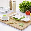 tanie Akcesoria do pieczenia-Narzędzia kuchenne PP (polipropylen) Wielofunkcyjny Obieraczka i tarka Wielofunkcyjne / warzyw 1 szt.