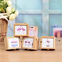 זול מתנות לחתונה-לא מותאם אישית עץ Music Box זוג / תינוק וילדים / חברים חתונה / יום הולדת -