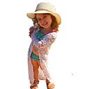 זול כפפות דוביט פרחוני-חליפה ובלייזר כותנה אקריליק אביב קיץ שרוול ארוך יומי ליציאה אחיד סרוג בנות וינטאג' חמוד לבן