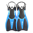 cheap Backpacks & Bags -WHALE Diving Fins Swim Fins Short Blade Adjustable Strap Swimming Diving Snorkeling Rubber - for Adults Yellow Red Blue