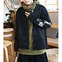 זול כפפות דוביט פרחוני-אחיד עומד ג'קט - בגדי ריקוד גברים כותנה
