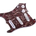 זול אביזרים לכלי נגינה-מקצועי אביזרים ברמה גבוהה גיטרה גיטרה חשמלית מכשיר חדש פלסטיק חוט נחושת אבזרי כלי נגינה 28.5*22*2