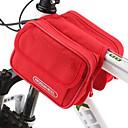 hesapli Anime Cosplay Peruklar-ROSWHEEL 5L Bisiklet Çerçeve Çantaları / En Tüplü Çanta Su Geçirmez, Giyilebilir, Darbeye Dayanıklı Bisiklet Çantası Terylene / Naylon / Su geçirmez malzeme Bisikletçi Çantası Bisiklet Çantası