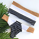 cheap Men's Bracelets-Women's Strapless Bikini - Striped Backless