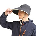 זול כפפות דוביט פרחוני-VEPEAL כובע ריצה כובע אביב קיץ הליכה ייבוש מהיר עמיד UPF50+ Mountaineering עמיד UV נשימה צעידה דיג פעילות חוץ הליכה לטייל יוניסקס Chinlon