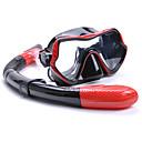 povoljno Maske, disalice i peraje-YON SUB Paketi za ronjenje s disalicom Ronilački paketi - Maska za ronjenje Dihalica - Anti-Magla Sprječava ulazak vode Prilagodljiva traka Plivanje Ronjenje Silikonska guma  Za Odrasli