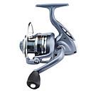 abordables Carrete de pesca-Carrete de la pesca Carretes para pesca spinning 5.1:1 Relación de transmisión+4.0 Rodamientos de bolas Orientación de las manos