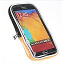 זול תיקים לכידון האופניים-ROSWHEEL טלפון נייד תיק 5 אִינְטשׁ מסך מגע, עמיד למים רכיבת אופניים ל iPhone 8/7/6S/6 / מספרי טלפון גודל דומים אחרים / רוכסן חסין למים