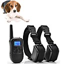 cheap Dog Collars, Harnesses & Leashes-Dogs Bark Collar / Dog Training Collars Waterproof / Rechargeable Vibrating / Micro Electric Shock / No Harm To Dogs or other Pets Plastics / Nylon Black 300M