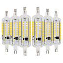رخيصةأون أضواء الذرة LED-ywxlight® 6 قطع r7s 6 واط 78 ملليمتر أدى أضواء الذرة 2835smd دافئ أبيض بارد الأبيض الصمام لمبة led الكاشف ac 220-240 ac 110-130 فولت